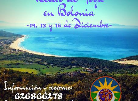Retiro de Yoga, Meditación y Senderismo | 14,15 y 16 de Diciembre | Espacio Bitali