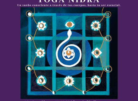 Yoga Nidra – sueño consciente