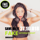 Save the date fake clubbing techno music Bocacica