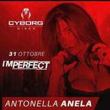 Cyborg techno music Anela