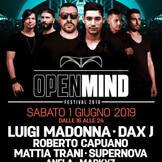 Open Mind Techno music