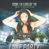 Lake Party techno music
