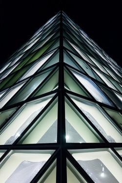 GLASS ACHITECTURE