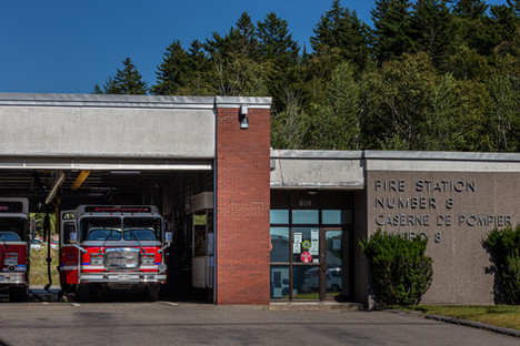 Fire Station # 8