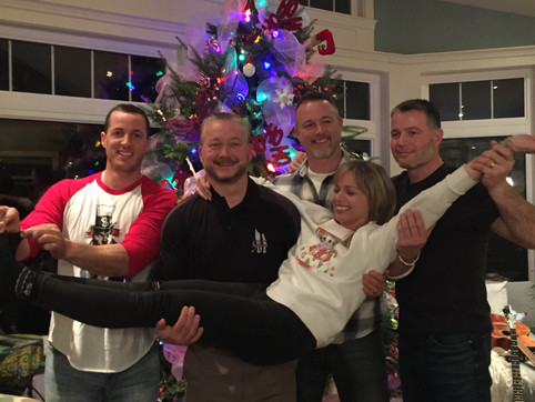 Tim Joners and Family