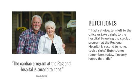 Cover story Butch Jones GiveHealth Magazine Fall 2020
