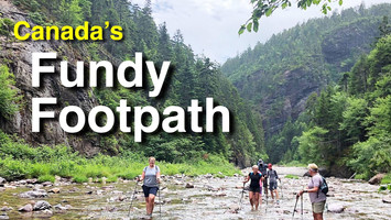 Canada's Fundy Footpat Hike