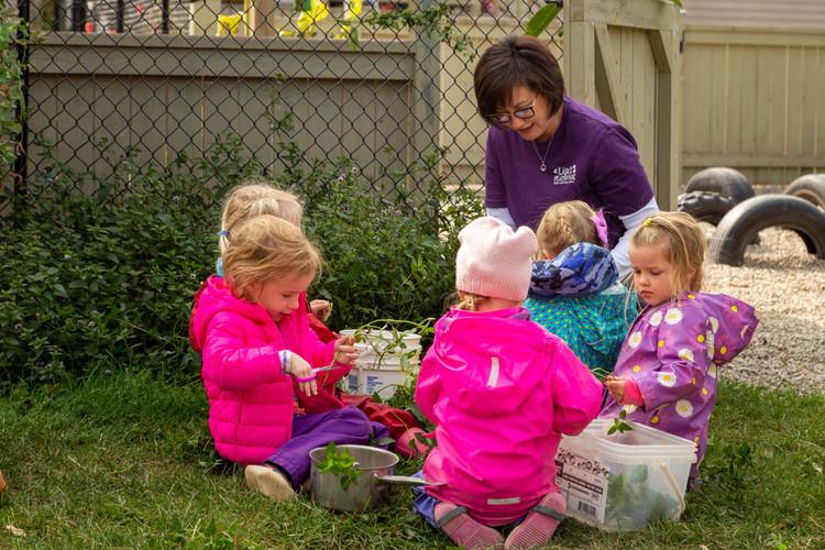 Lisa and kids