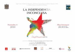 Lanzamiento Independencia Inconclusa