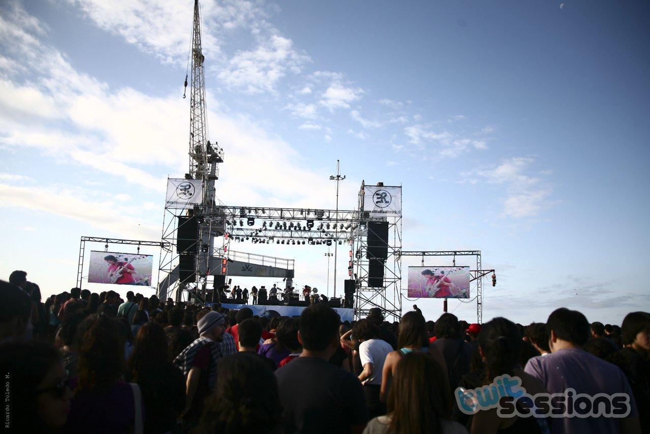 Rockódromo 2011 Muelle Barón