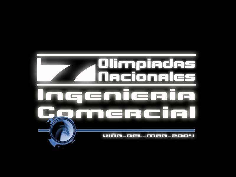 Olimpiadas Nacionales Ing Comercial