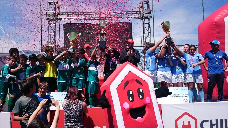 Torneo Interecolar Chilquinta 2015
