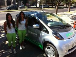 Campaña ECO-ELECTRIC Chilquinta