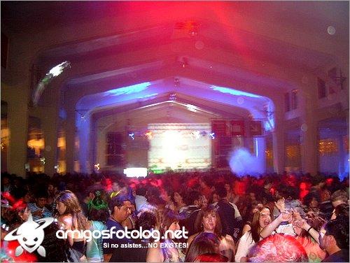 Fiesta Masiva Año Nuevo 2007