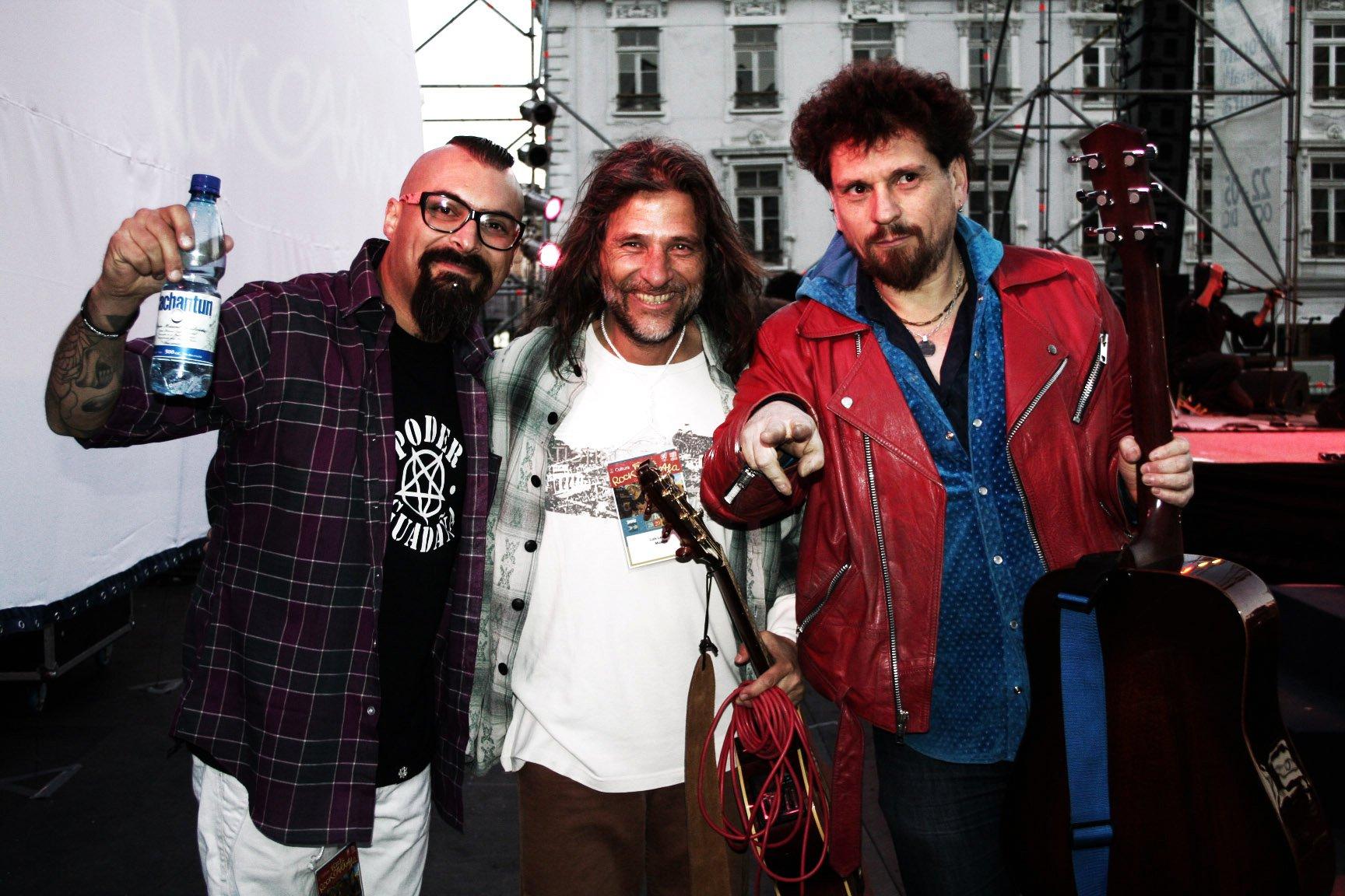 Concierto Rockcarnaza 2011