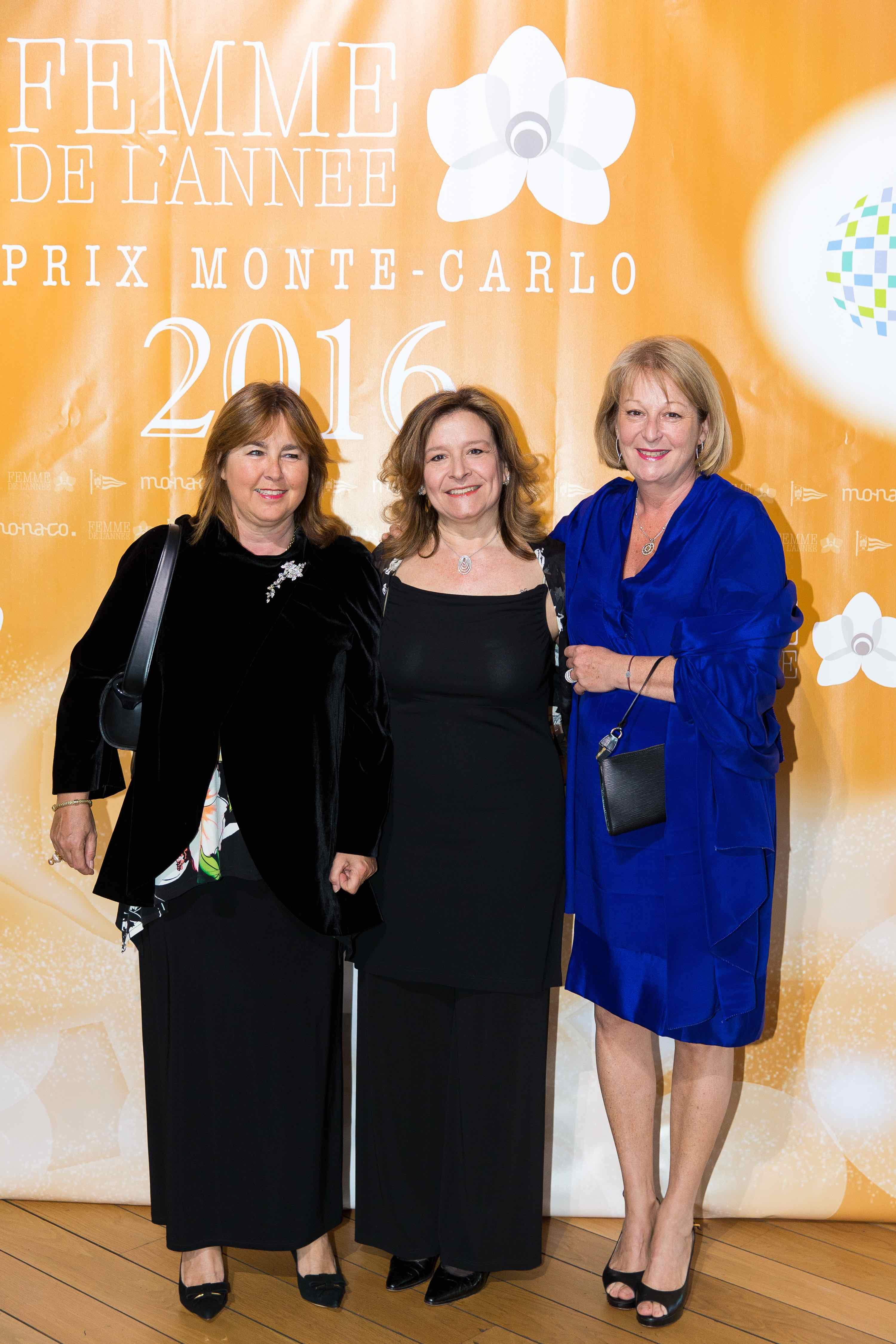 Marie-Pierre Gramaglia-Cinzia Colman-Isabelle Peters