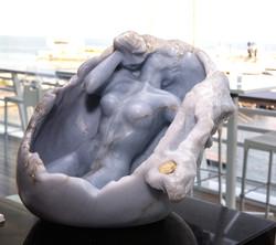 Sculpture d'Emmanuelle Marechal