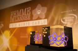 Trofei del Prix Monte-Carlo Femme de l'Annee
