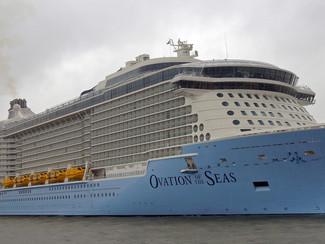 Neurovirus on Cruise Ship Ovation of the Seas