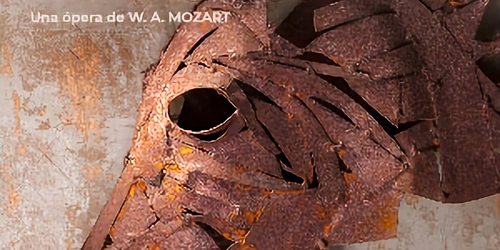 LA FLAUTA MÁGICA  W.A. Mozart  InterArtes 2018. 23 NOVIEMBRE
