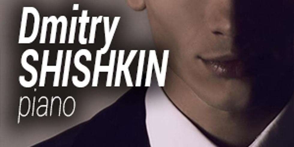 DMITRY SHISHKIN, Piano  (Concierto de la Temporada 2018/2019 Sociedad Filarmónica de LPGC)