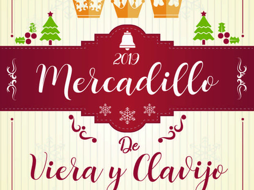 5 de Enero - Mercadillo de Viera y Clavijo