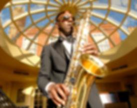 Saxophonist in Berkshire