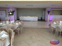 Dance floor hire in Hampshire