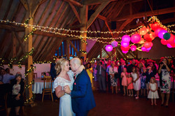 1st Dance wedding at Ufton Court