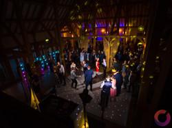Wedding DJ at Rivervale Barn