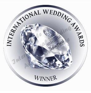 A screenshot of International wedding award djs