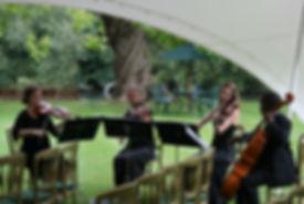 String Quartet in Berkshire