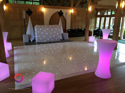 Rivervale Barn - Dance Floor