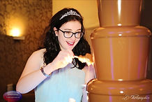 Chocolate Fountain for weddings at Easthampstead Park in Berkshire