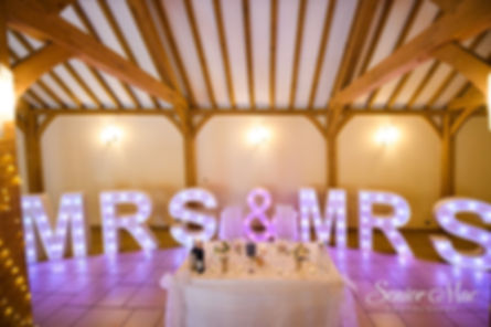 Innovents LED Mrs & MRS