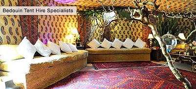 Bedouin tents link