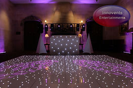 dance floor hire in Berkshire and Hampshire