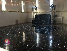 Dance Floors at Ufton Court