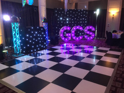 Led letters in your company name