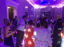 Mobile Discos at Easthampstead Park in Berkshire