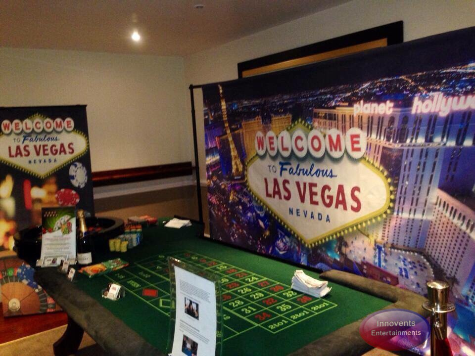 Fun Casino with a Las Vegas Theme