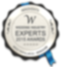 Innovents wedding industry experts 2015 award