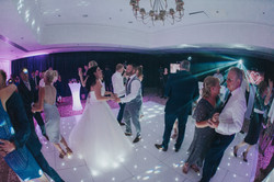 Specialist wedding dj in berkshire