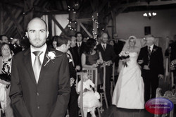 Was;king down the aisle