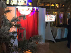 Photo Booth at Rivervale Barn