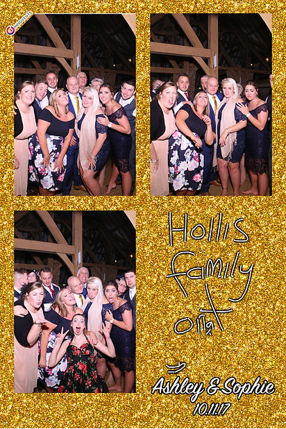 Ashley and Sophie's Magic Mirror Photo Booth Gallery from Rivervale Barn