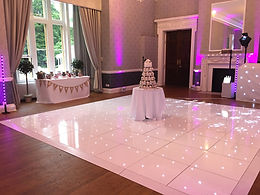 Dance Floor Hire at Easthampstead Park.j