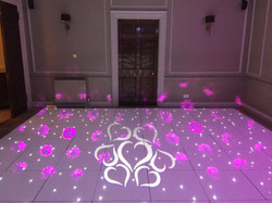 Gorse Hill Led dance floors
