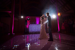 1st Dance at Rivervale Barn