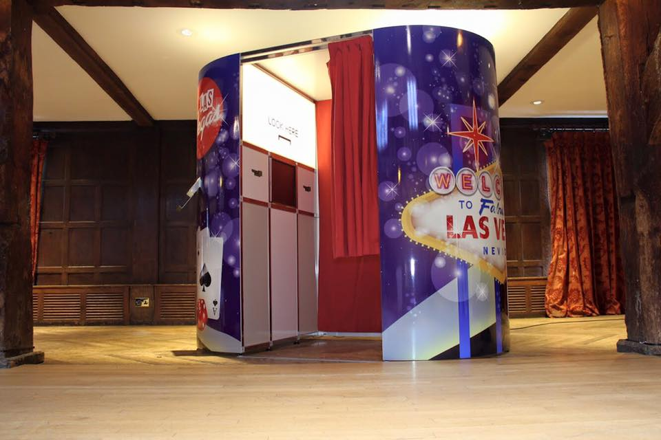 Las Vegas Photo Booth hire Berkshire